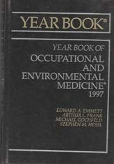 9780815197065: 1997 The Year Book of Occupational and Environmental Medicine (Annual)