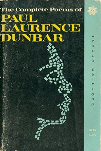 The Complete Poems of Paul Laurence Dunbar: Dunbar, Paul Laurence