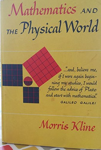9780815202158: Mathematics and the Physical World