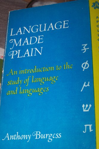 9780815202226: Language Made Plain,