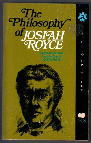 9780815203001: Philosophy of Josiah Royce