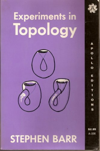 9780815203360: Experiments in topology (Apollo editions)