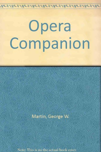 9780815203377: Opera Companion