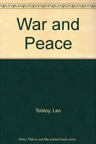 9780815203971: War and Peace