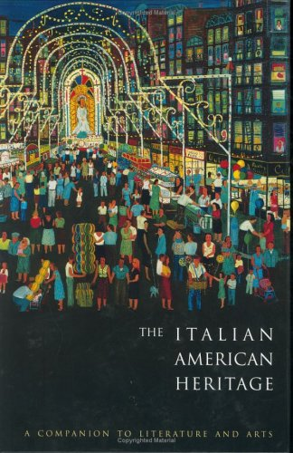 9780815303800: The Italian American Heritage: A Companion to Literature and Arts (Garland Reference Library of the Humanities)