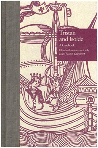 9780815306542: Tristan & Isolde: A Casebook (Garland Reference Library of the Humanities)