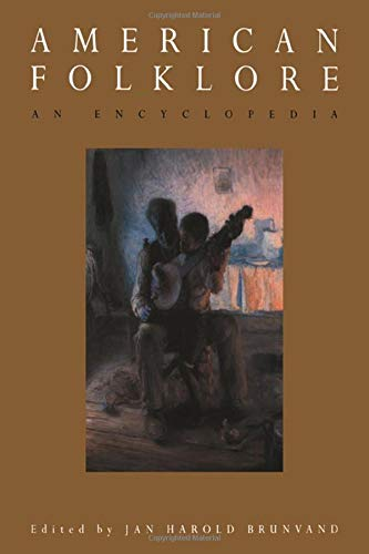 9780815307518: American Folklore: An Encyclopedia (Garland Reference Library of the Humanities)