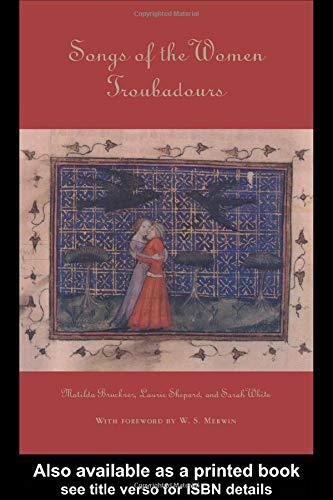 9780815308171: Songs of the Women Troubadours