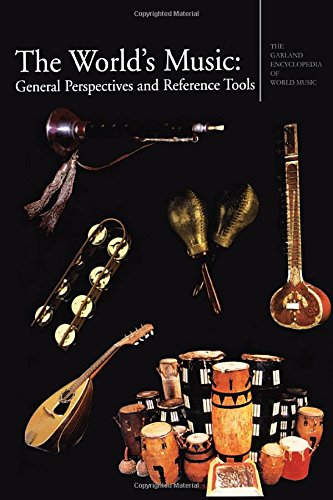 9780815310846: The Garland Encyclopedia of World Music: The World's Music: General Perspectives and Reference Tools: 10