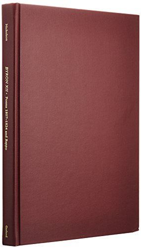 Poems 1807-1824 and Beppo: A Facsimile of the Original Manuscripts in the British Library and in ...