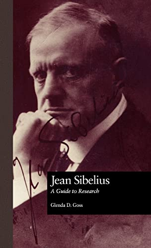 9780815311713: Jean Sibelius: A Guide to Research (Routledge Music Bibliographies)