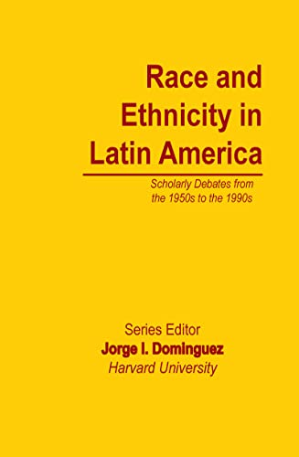 9780815314912: Race and Ethnicity in Latin America (Essays on Mexico Central South America)