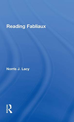 9780815315100: Reading Fabliaux (Garland Library of Medieval Literature)