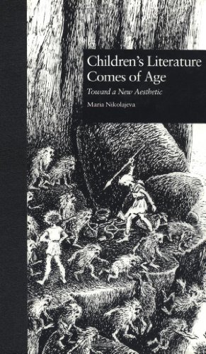 9780815315568: Children's Literature Comes of Age: Toward a New Aesthetic (Children's Literature and Culture)