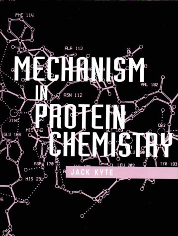 9780815317005: Mechanism in Protein Chemistry