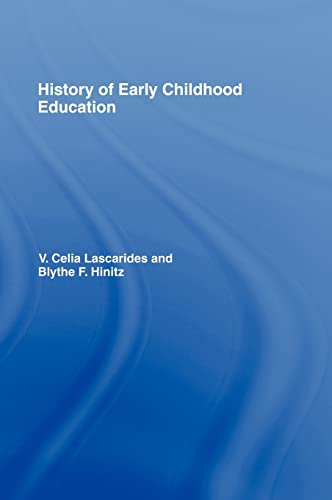 9780815317944: History of Early Childhood Education (Source Book on Educaton)