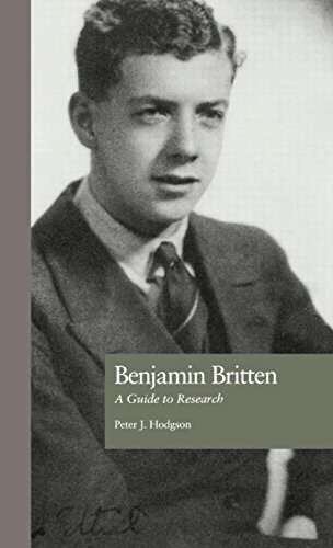 9780815317951: Benjamin Britten: A Guide to Research (Routledge Music Bibliographies)