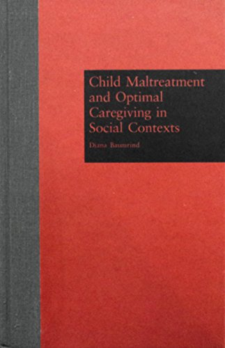 9780815319184: Child Maltreatment And Optimal Caregiving in Social Contexts (Garland Reference Library of Social Science)