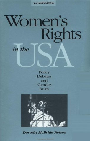 9780815320753: Women's Rights in the U.S.A. : Policy Debates and Gender Roles (Second Edition)