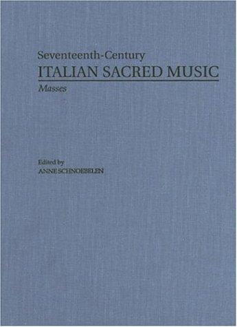 9780815321682: Masses by Carlo Milanuzzi, Leandro Gallerano, Alessandro Grandi: 3