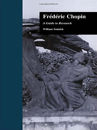 9780815321804: Fredric Chopin: A Research and Information Guide (Routledge Music Bibliographies)