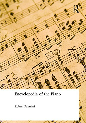 9780815325826: Encyclopedia of the Piano (Garland Reference Library of the Humanities)