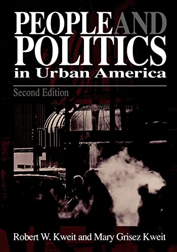 9780815326069: People & Politics in Urban America (Garland Reference Library of Social Science)