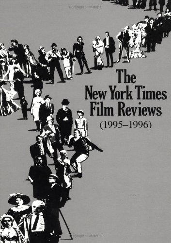 9780815330523: The New York Times Film Reviews 1995-1996