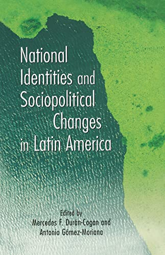 9780815330615: National Identities and Socio-Political Changes in Latin America (Hispanic Issues)