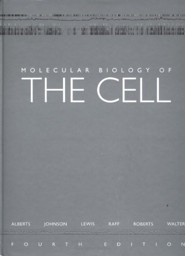 9780815332183: Molecular Biology of the Cell, Fourth Edition