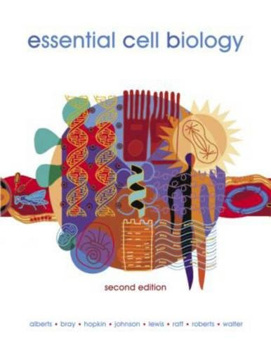 Essential Cell Biology 2 PB: Bruce Alberts, Dennis
