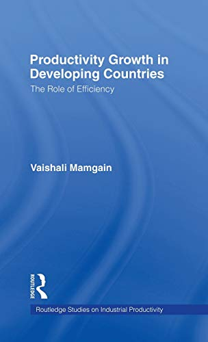 9780815335511: Productivity Growth in Developing Countries: The Role of Efficiency (Studies on Industrial Productivity)