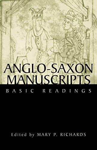 9780815335672: Anglo-Saxon Manuscripts: Basic Readings