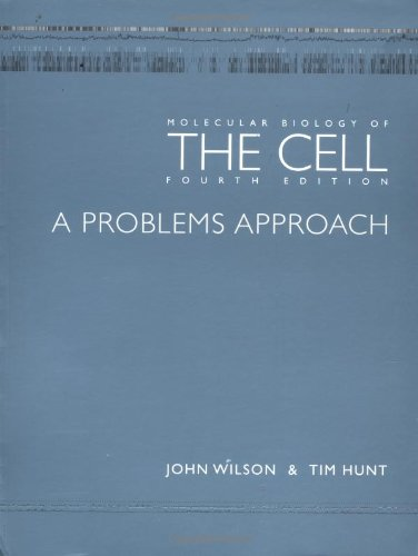 9780815335771: Molecular Biology of The Cell: A Problems Approach