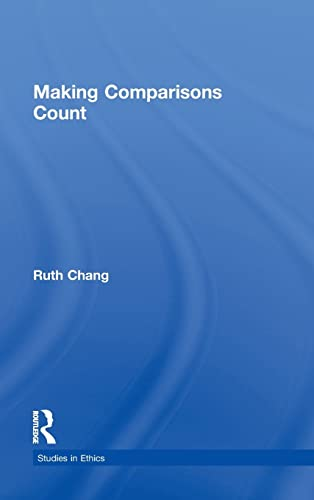 9780815337829: Making Comparisons Count (Studies in Ethics)