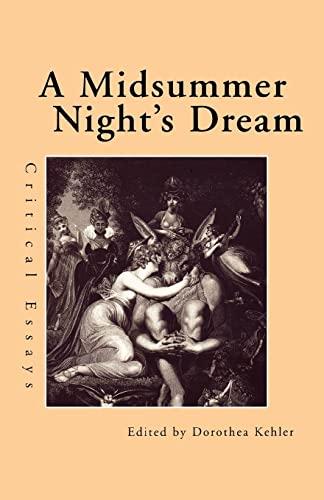 9780815338901: A Midsummer Night's Dream: Critical Essays