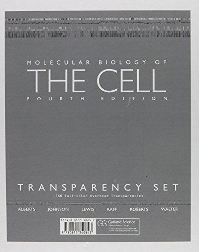 9780815340843: MBoC4 Transparency Set