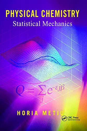 9780815340850: Physical Chemistry: Statistical Mechanics