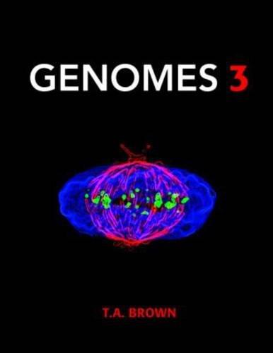 9780815341383: Genomes 3