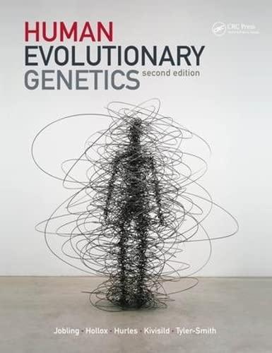 9780815341482: Human Evolutionary Genetics