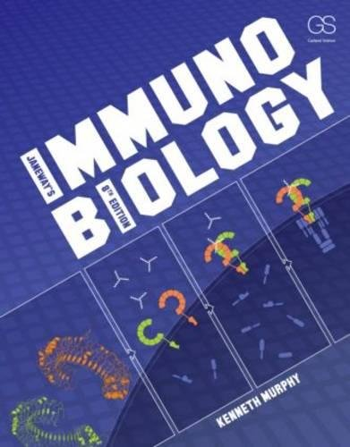 9780815342434: Janeway's Immunobiology