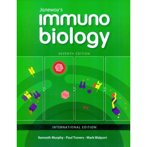 9780815342908: Janeway's Immunobiology, International Student Edition