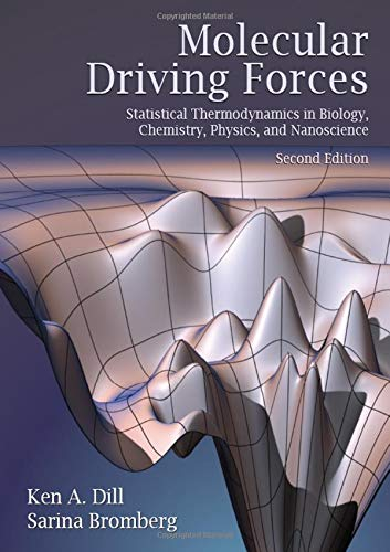 9780815344308: Molecular Driving Forces: Statistical Thermodynamics in Biology, Chemistry, Physics, and Nanoscience