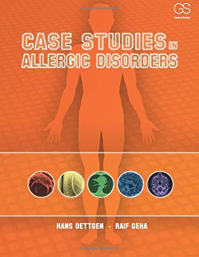 9780815344360: Case Studies in Allergic Disorders