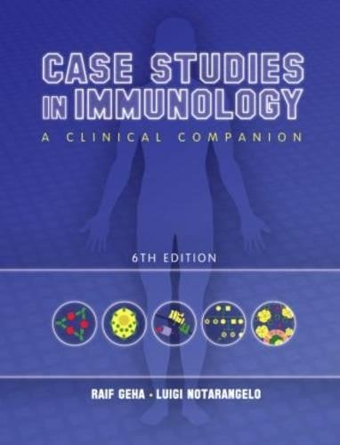 9780815344414: Case Studies in Immunology: A Clinical Companion (Geha, Case Studies in Immunology: A Clinical Companion)