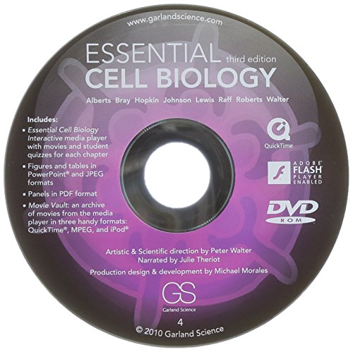 9780815344599: Essential Cell Biology DVD-ROM