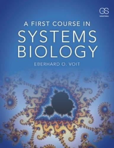 9780815344674: A First Course in Systems Biology