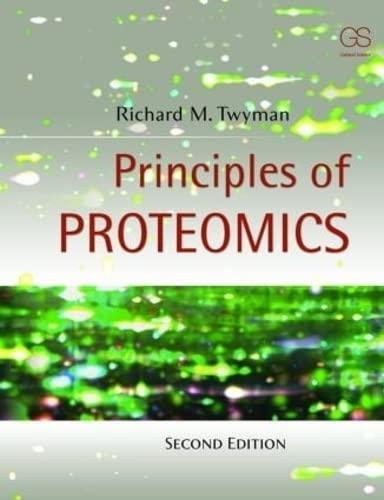 9780815344728: Principles of Proteomics