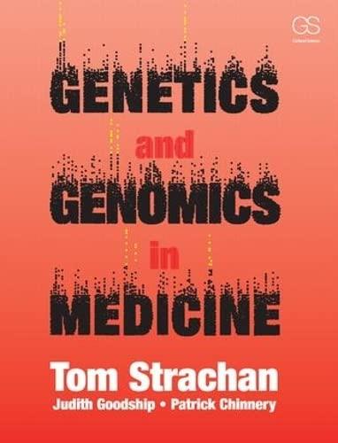 9780815344803: Genetics and Genomics in Medicine