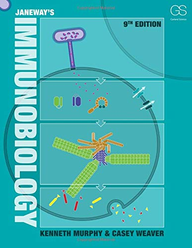 Janeway's Immunobiology (Paperback): Kenneth Murphy